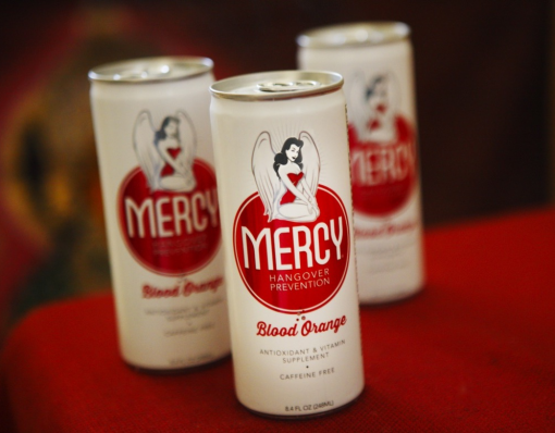 Mercy Hangover Prevention Drink