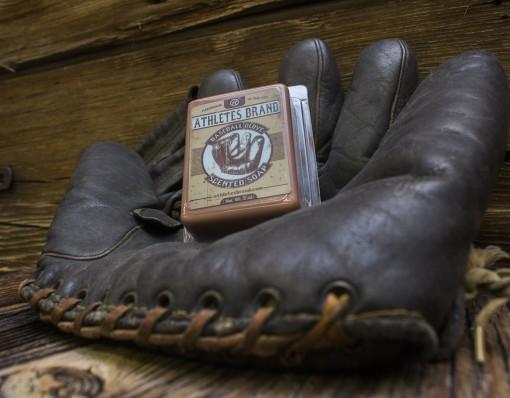 Baseball Glove Scented Soap
