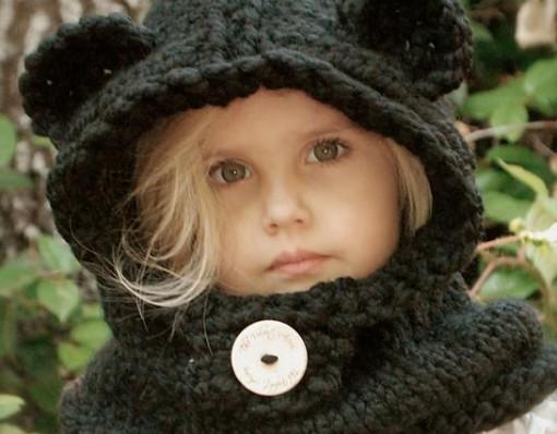 The Burton Bear Cowl