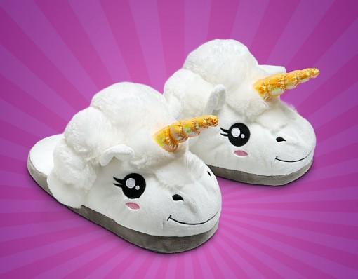 Magical Unicorn Slippers