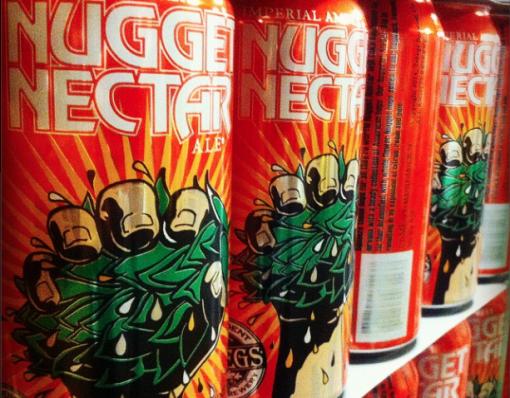 Troegs Nugget Nectar Beer