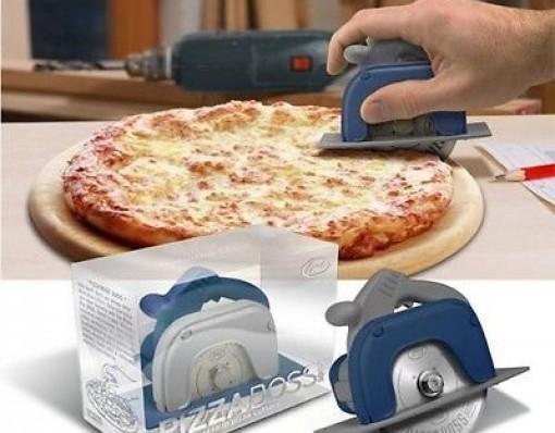 Circular Saw Pizza Wheel