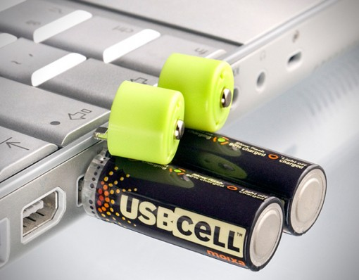 Lightors USB Rechargeable Batteries