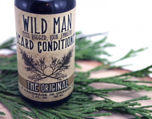 Wild Man Beard Oil Conditioner