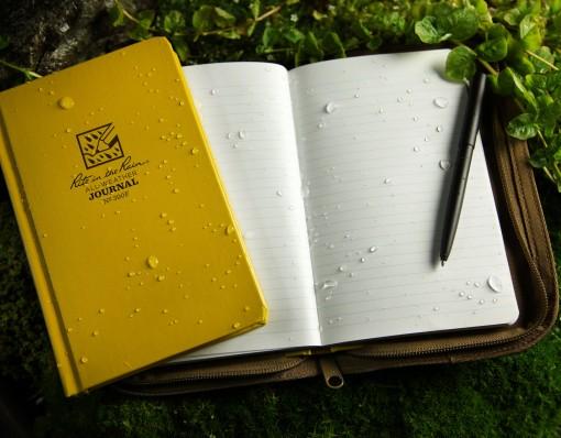Waterproof Notes