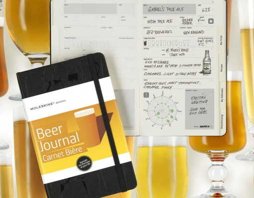 Passions Beer Journal