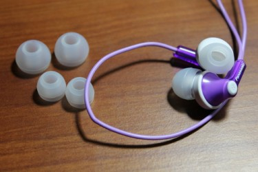 Panasonic ErgoFit Earphones