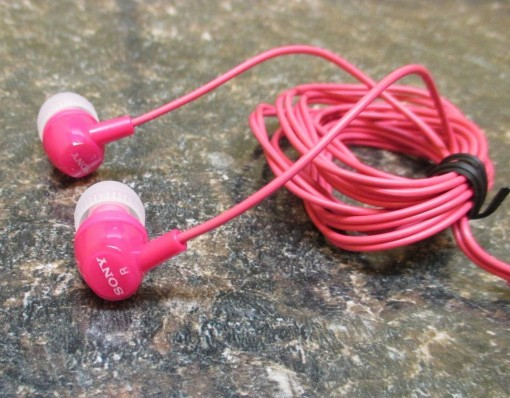 Sony In-Ear Headphones