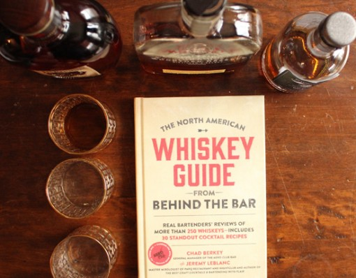 Whiskey Guide from Behind the Bar