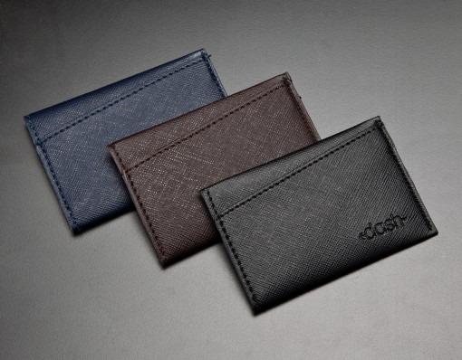 Dash Slim Saffiano Wallet