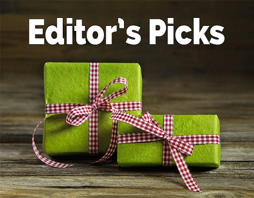 Editor's Picks: Week 13