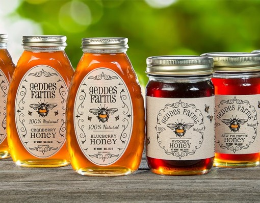Geddes Farms Honey