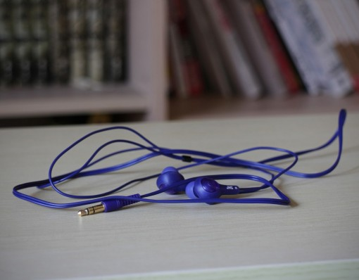 JVC Gumy Plus Earphones