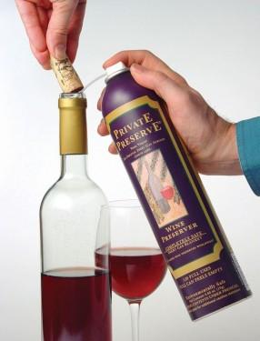 wine preserve