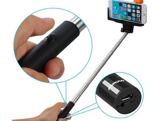 Selfie Stick Pro 2-In-1