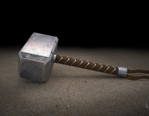 avengers age of ultron replica thor hammer shopfor20