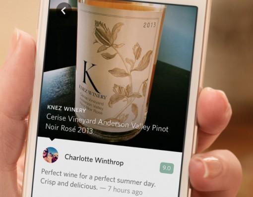 Delectable Wine App