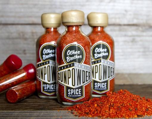 California Gunpowder Spice