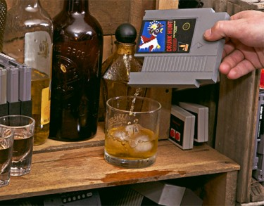 Retro Game Flask