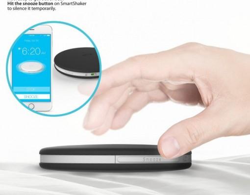 iLuv Smart Shaker Alarm Shaker