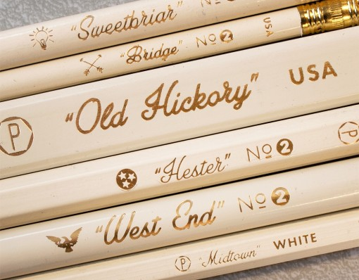 Nashville Assorted Pencils